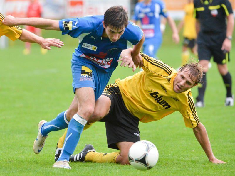 In der VN-Sportredaktion wird das VFV-Toto-Cup Achtelfinale am Donnerstag ausgelost.