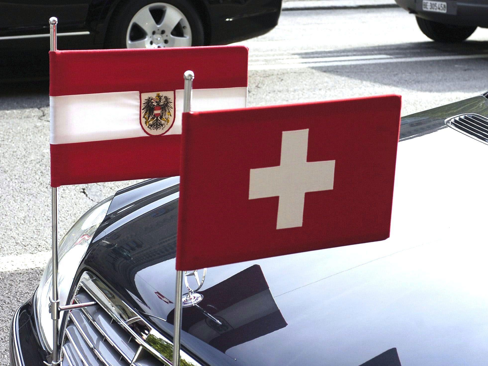 Schwarzgeldabkommen: Bundeskanzlei erteilte keine näheren Auskünfte.