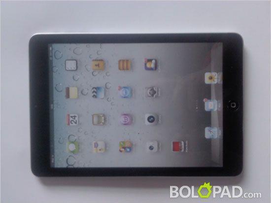So soll das iPad Mini von Apple aussehen.