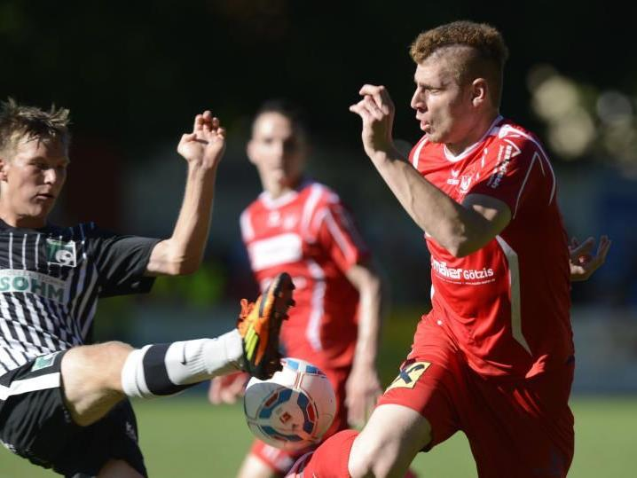 RW Rankweil gewann den Nachtrag in Lustenau mit 2:0-Toren und ist nun Neunter.