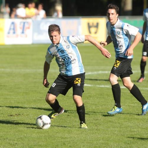 Youngster Sebastian Santin erschoss mit seinem Doppelpack den TSV Neumarkt