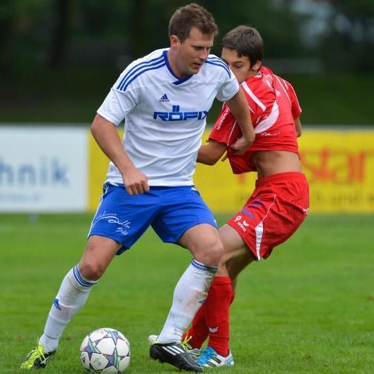 Clemens Fritsch schoss für Röthis im Vorderlandderby gegen Rankweil das Siegtor.