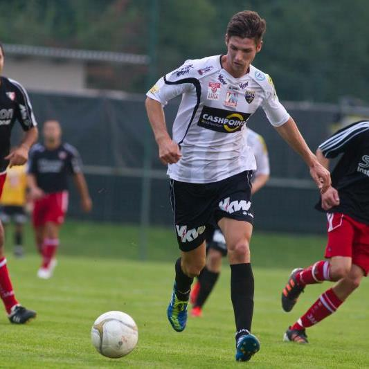 Benedikt Zech spielte erstmals 45 Minuten lang im SCRA-Dress und gab einen Assist.