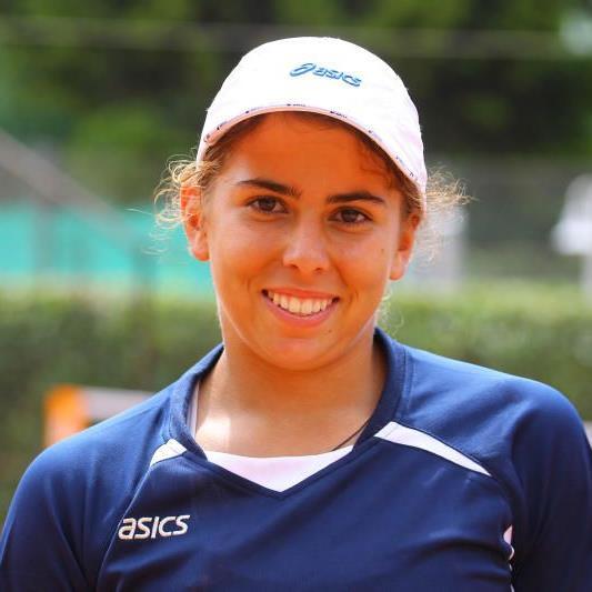 Julia Grabher gewinnt das ITF-Turnier in Kreuzlingen und stand im Einzelbewerb ganz oben.