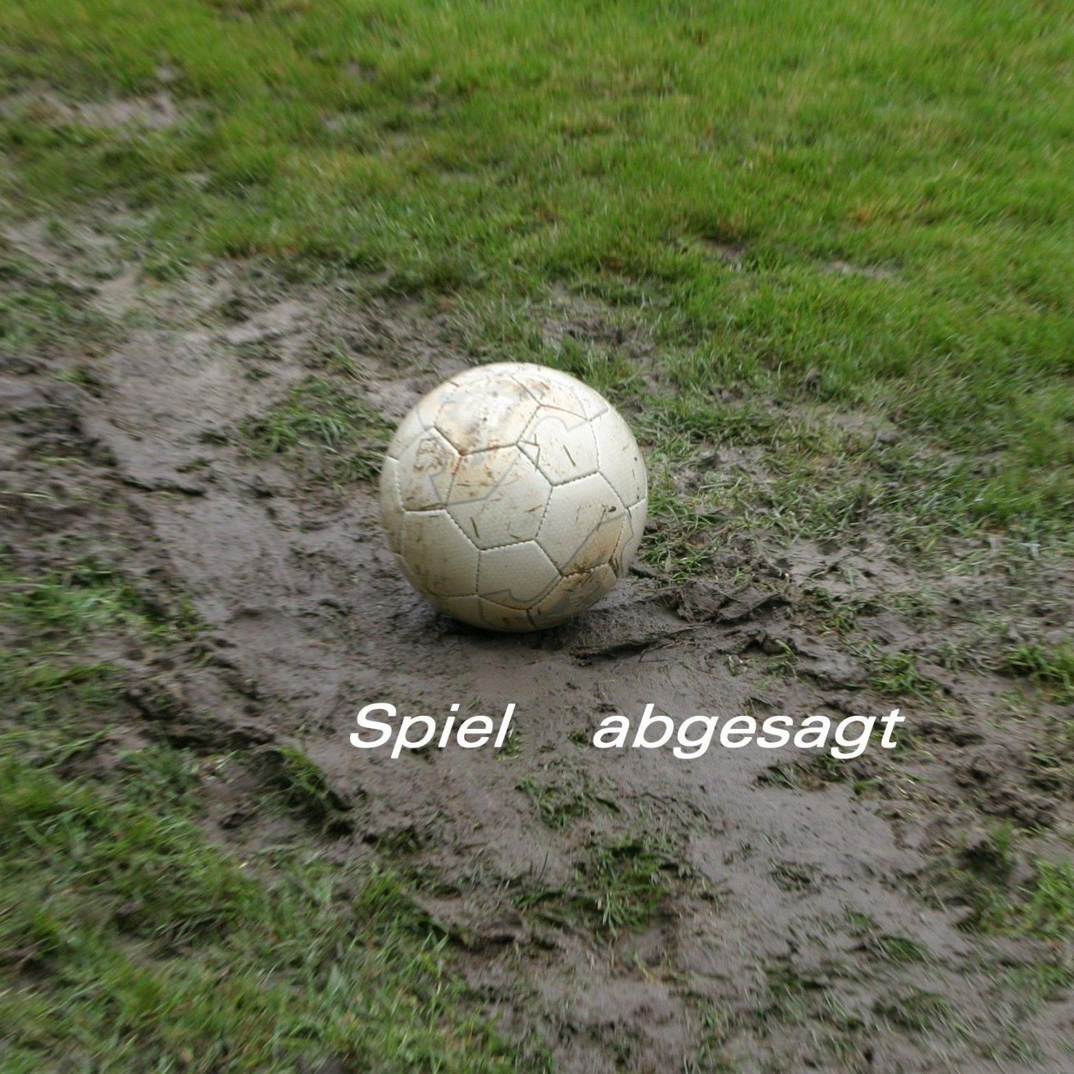 Zwölf Meisterschaftsspiele mussten abgesagt werden und zu einem späteren Zeitpunkt nachgetragen.