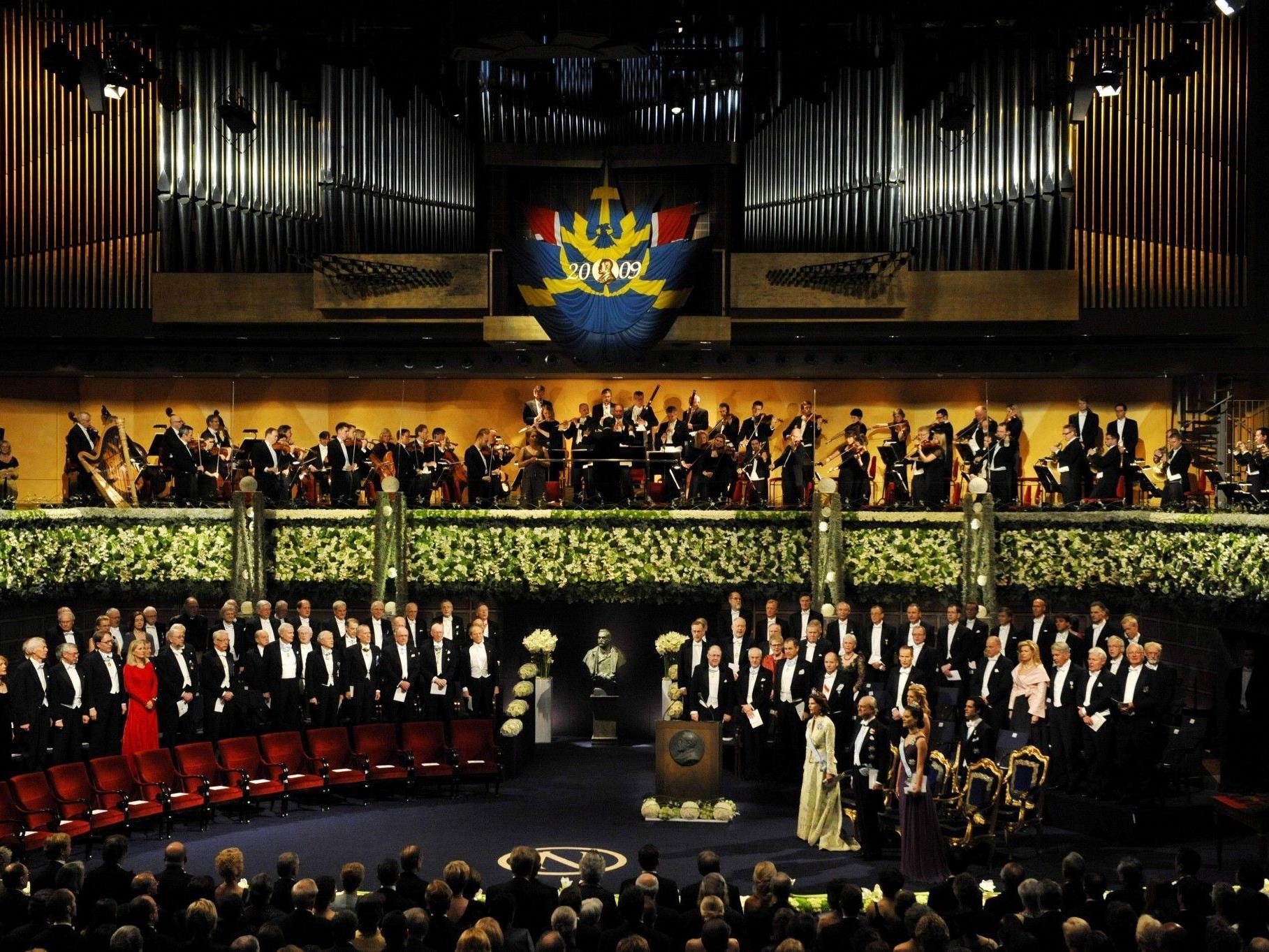Nobelpreisverleihung 2009.