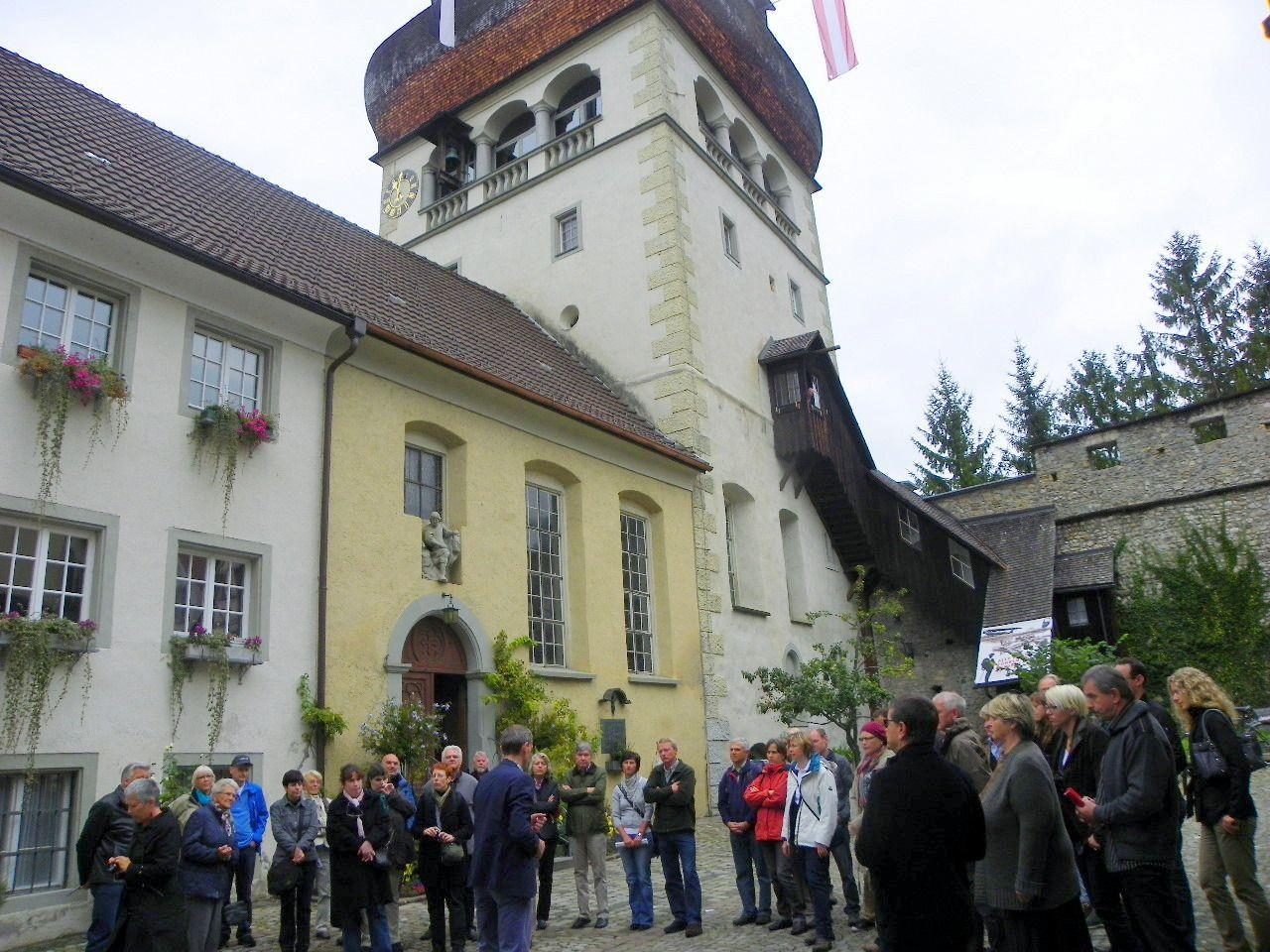 Martinsturm als Besuchermagnet