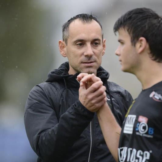 """SC Bregenz-Coach Mladen Posavec der richtige """"Mann"""" für die Bodenseestädter in den nächsten Jahren."""