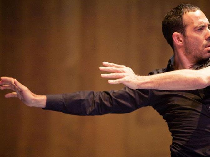 Vom 8. bis 10. November wird am Spielboden Flamencokunst gezeigt.