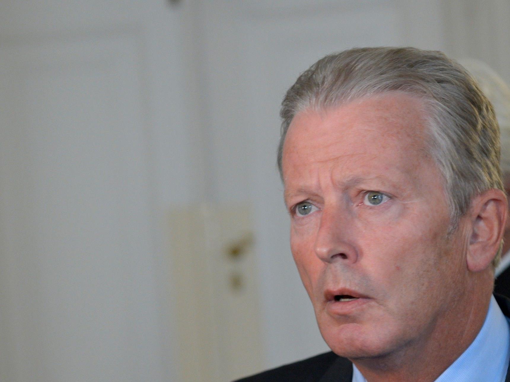 Wirtschaftsminister Reinhold Mitterlehner (ÖVP).