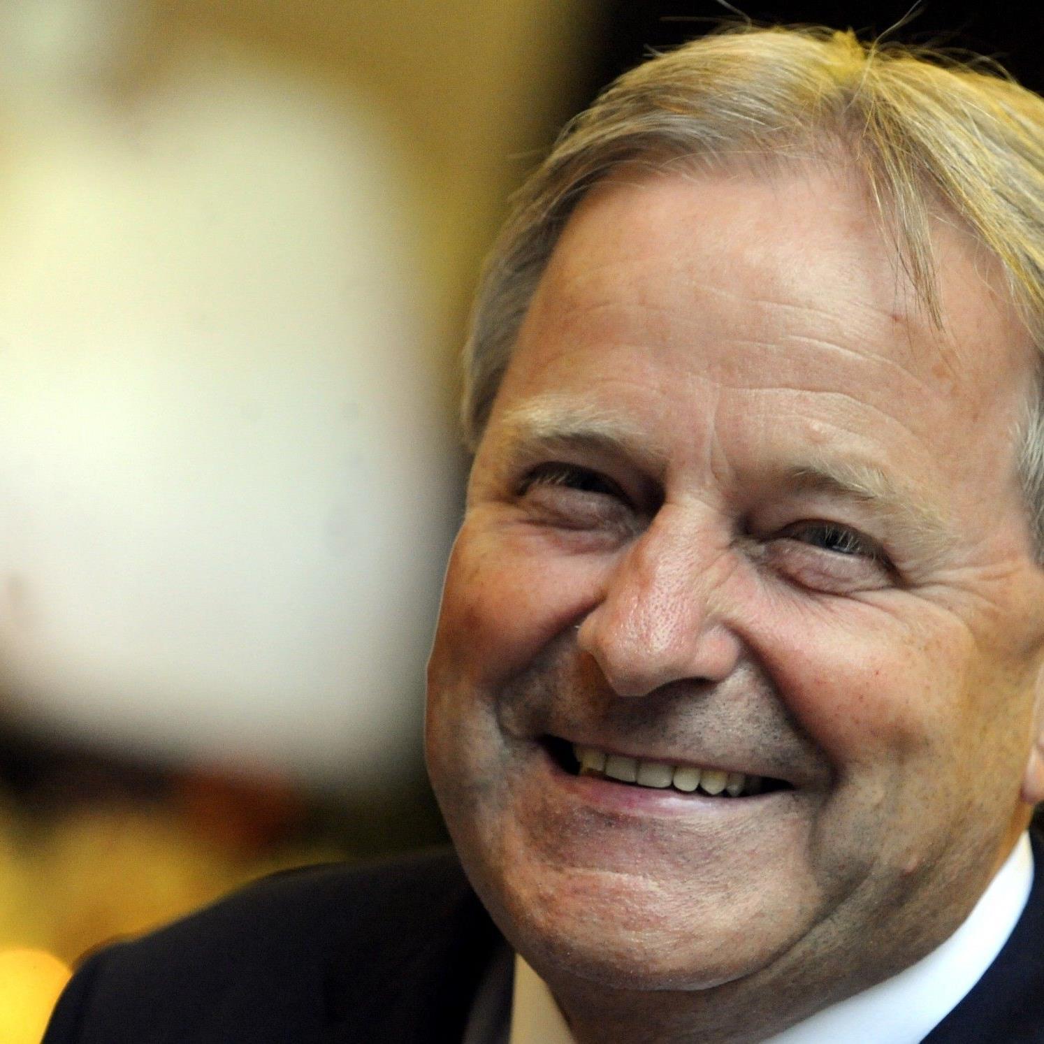 ÖFB-Präsident Leo Windtner.