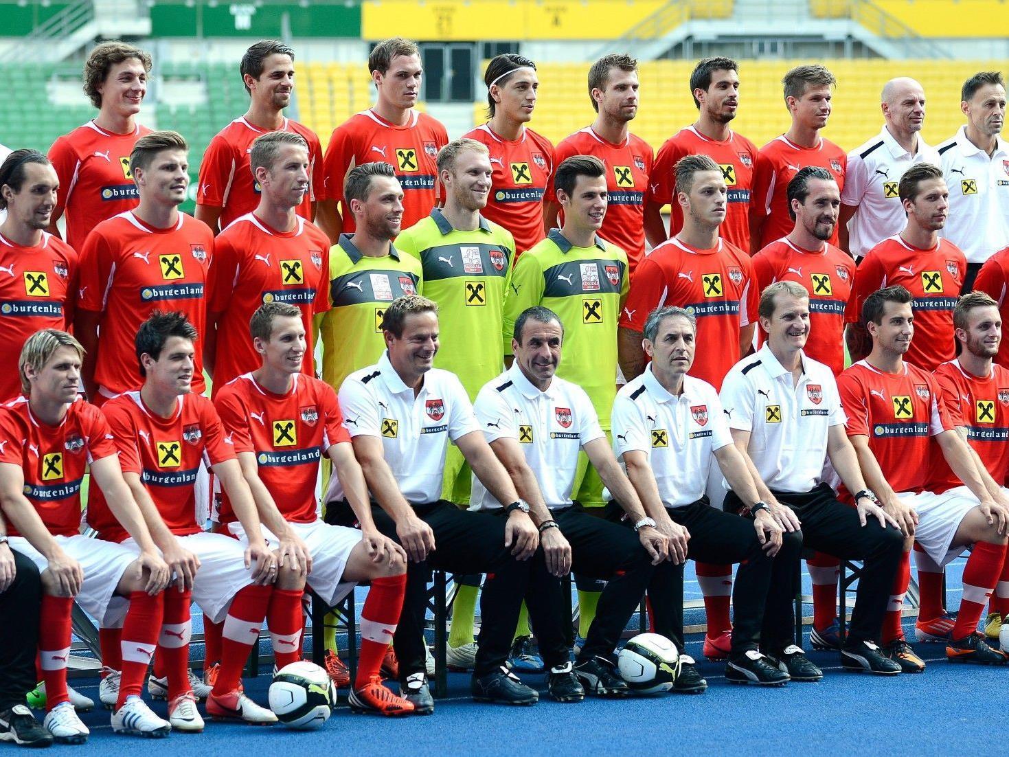 Das Österreichische Fußballnational-Team wird auch in Zukunft nicht in Vorarlberg spielen.