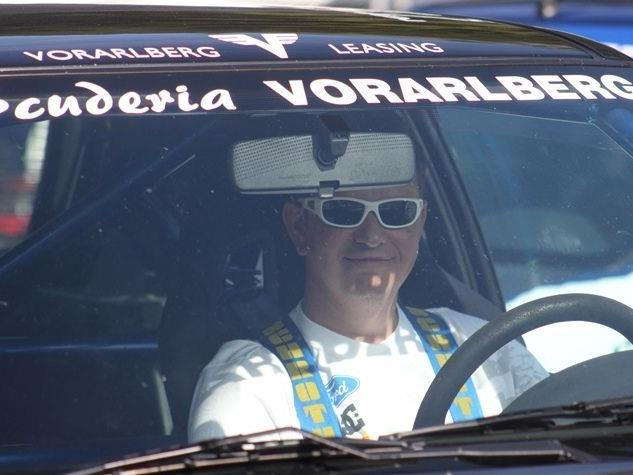 """Gesamtsieger 2011 und Vizemeister 2012 """"Mario Scheibenstock"""""""