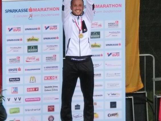 Andreas Gehrer / Landesmeister Marathon