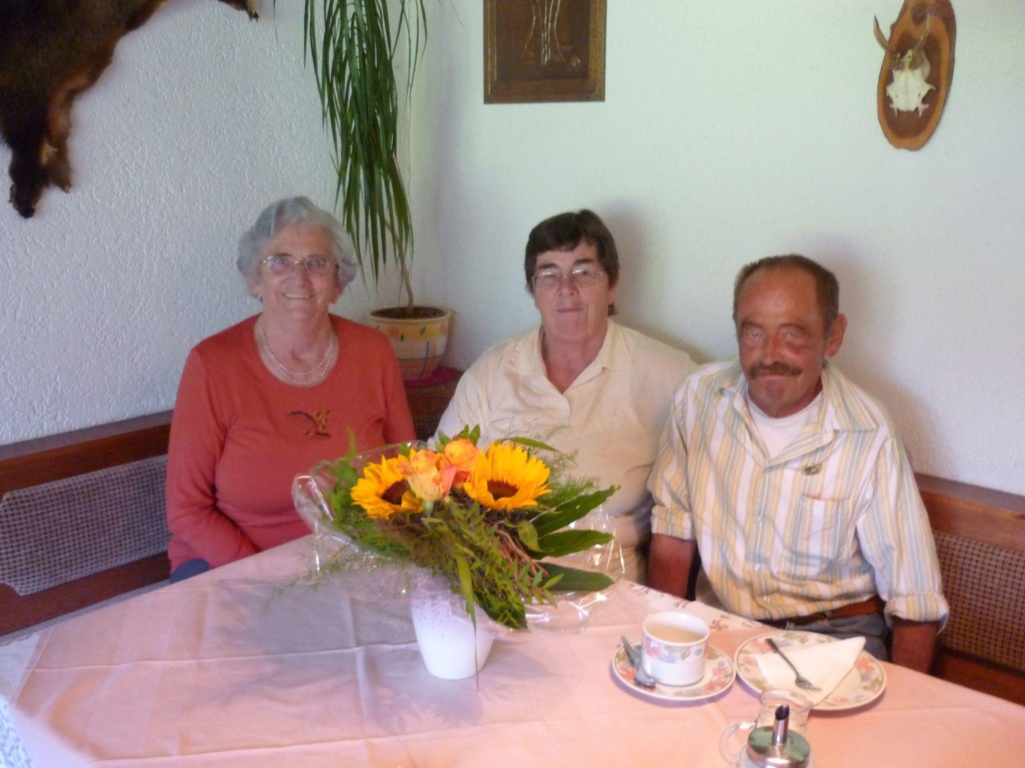 Gästeehrung in Bürs