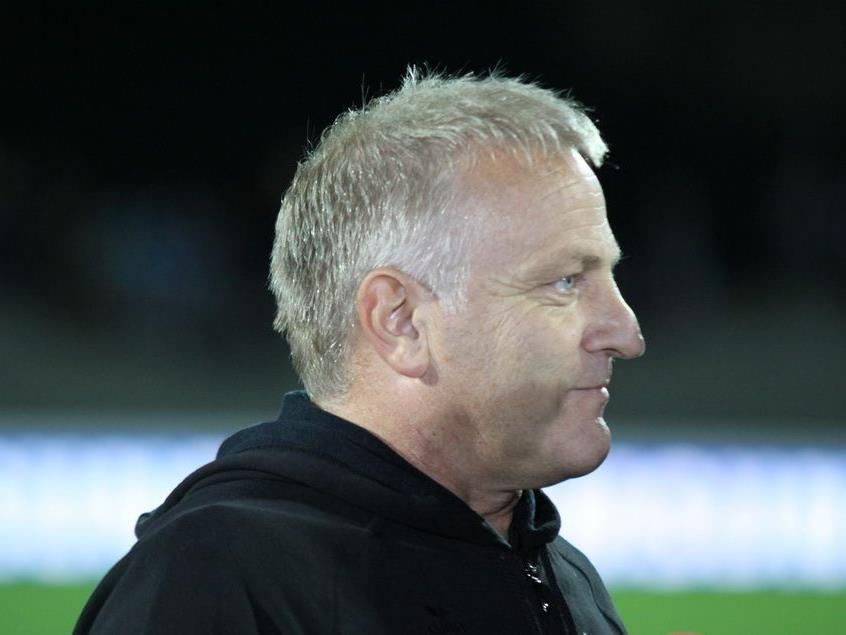 Dornbirn-Coach Peter Sallmayer hat große Personalsorgen vor dem Stadtderby gegen SC Bregenz.