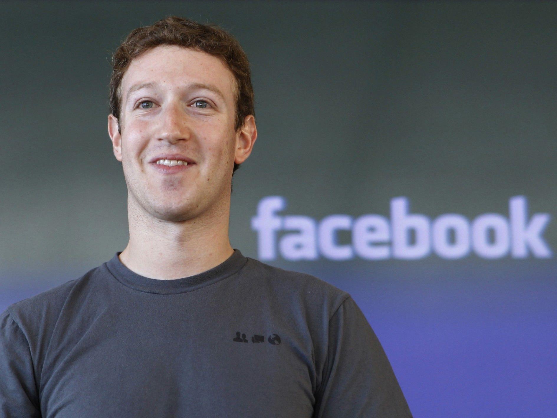 """Zuckerberg: """"Es ist das, worauf ich mit Abstand am meisten stolz in meinem Leben bin"""""""