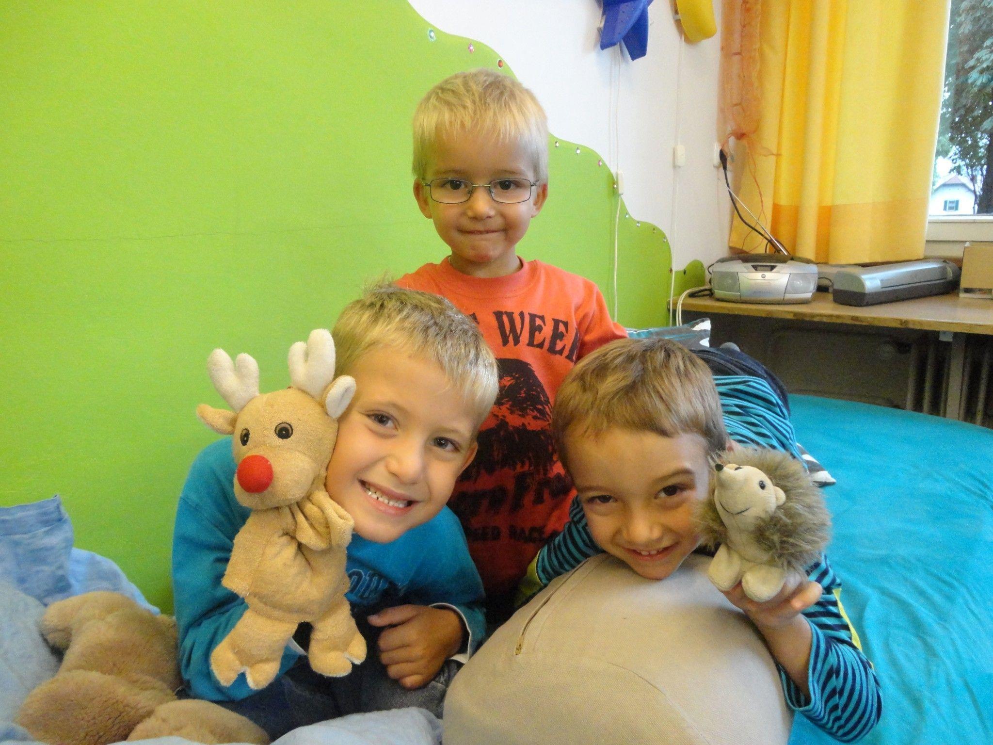 Mit Spaß sind wir ins neue Kindergartenjahr gestartet.