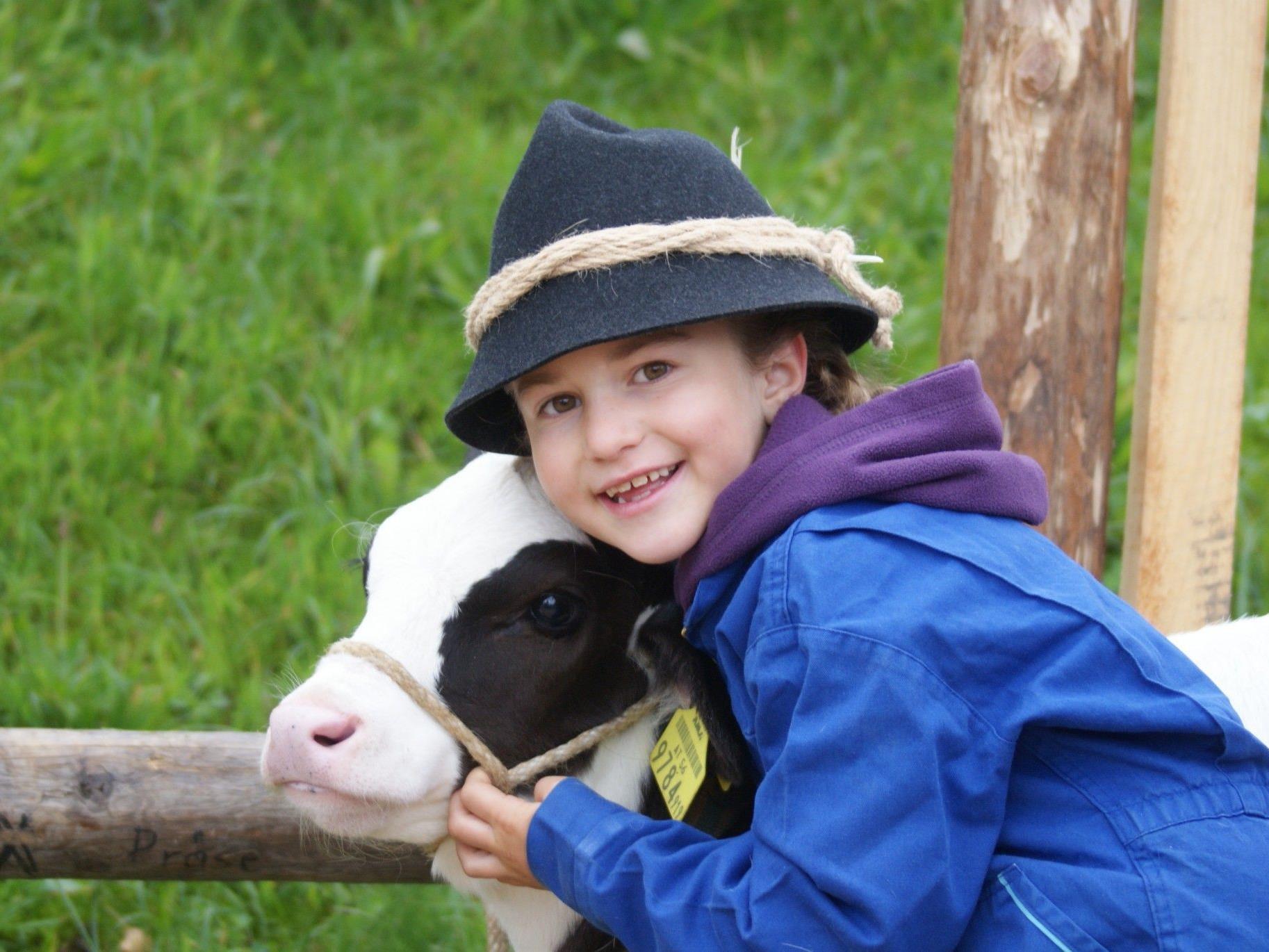 Die Kleingemeinde Buch stand ganz im Zeichen der Viehzucht.