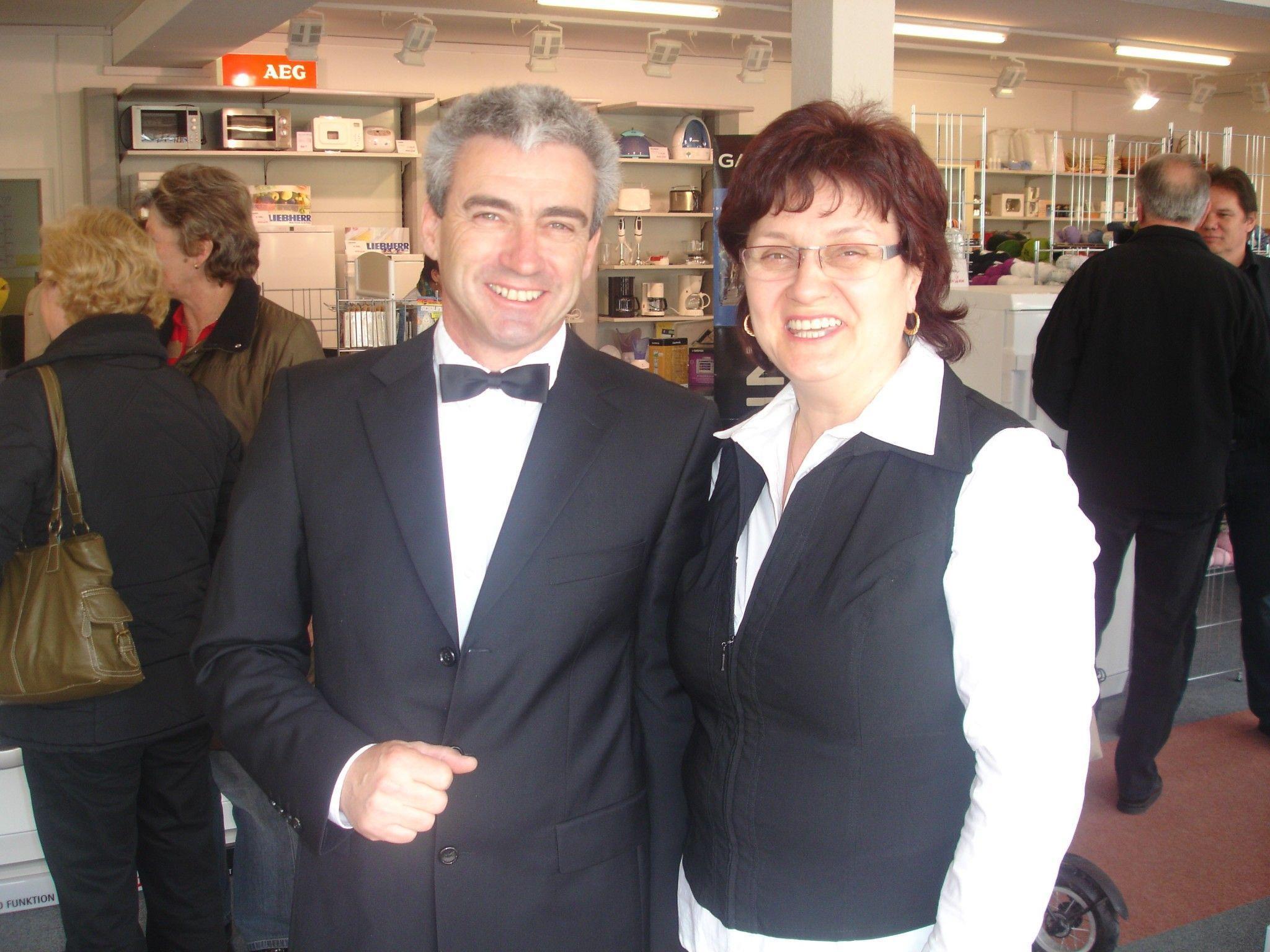Ruth und Walter Stecher laden zum Infrarotvortrag - Heizen Sie flexibel und günstig!