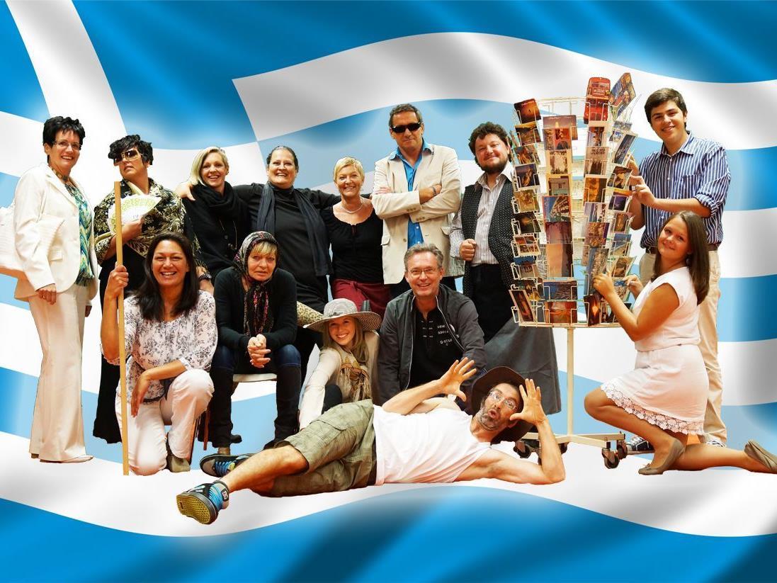 Eine griechische Insel ist Schauplatz der neuesten Produktion von Doranand.