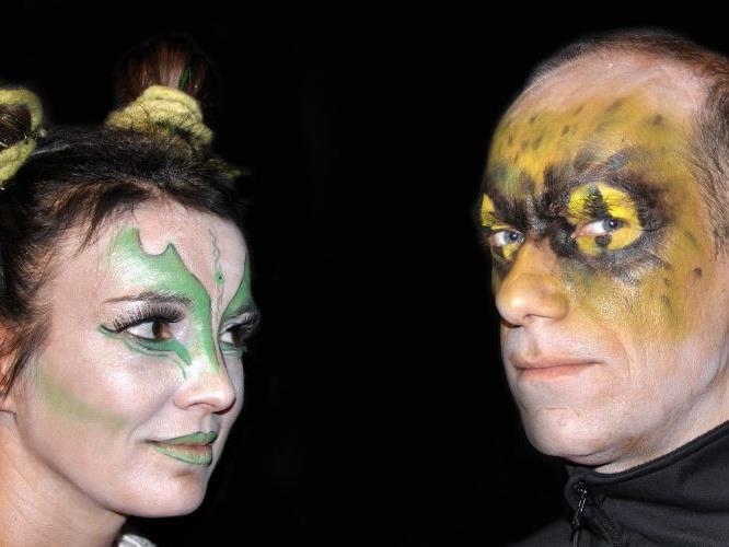 """Am kommenden Freitag, 9. November, feiert das treff.theater """"Drachendurst""""-Premiere."""