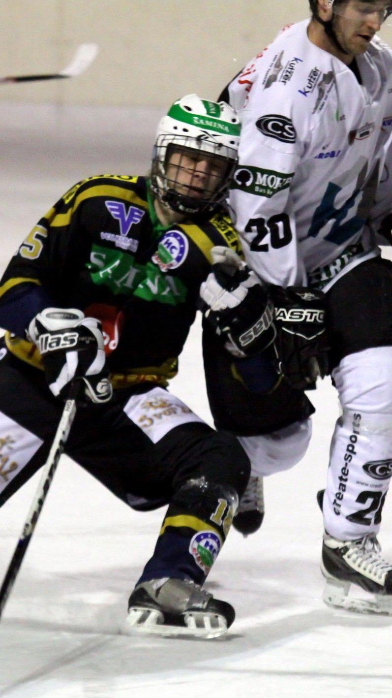 HC Samina Rankweil verlor die Schweiz-Premiere in der Overtime in Flims mit 6:7-Toren.