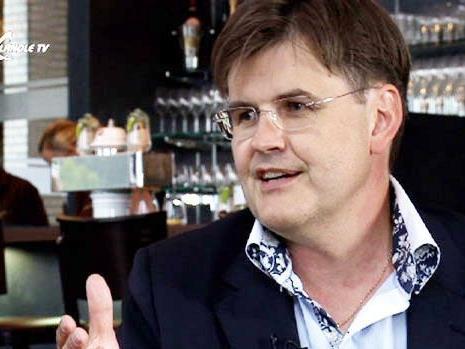 WKV-Spartenobmann Bernhard Feigl stand beim Ländle Talk Rede und Antwort