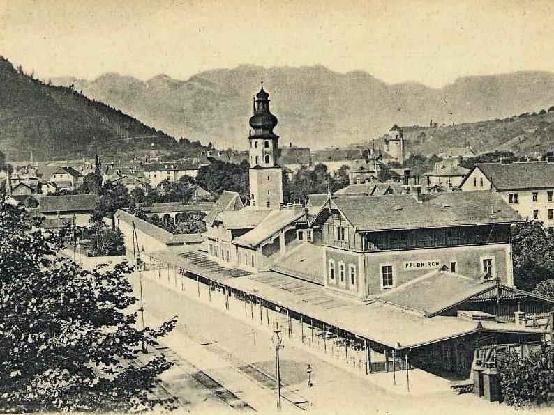 Bahnhof Feldkirch