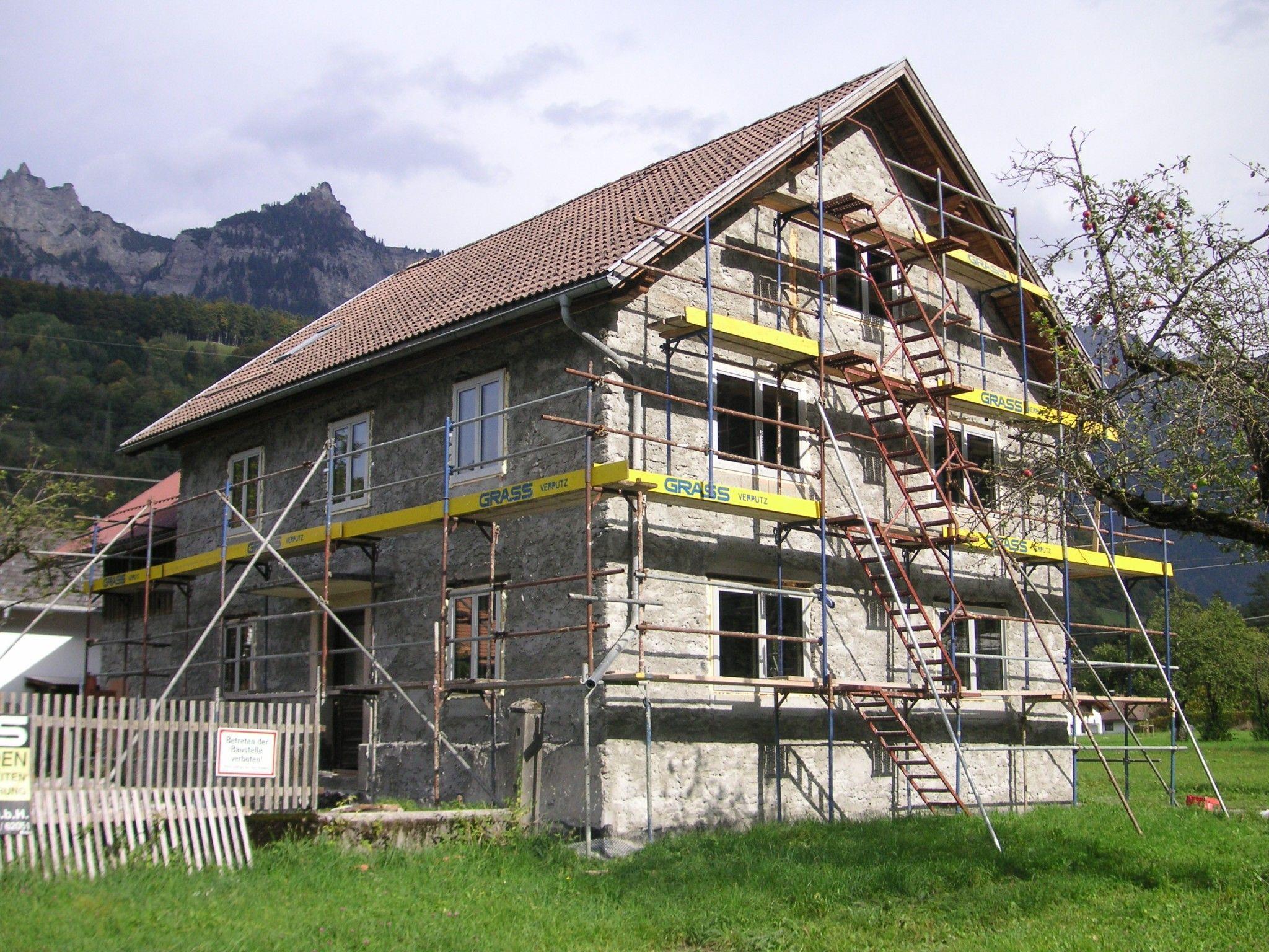 Auch die Ortsvereine beteiligen sich an den Renovierungsarbeiten