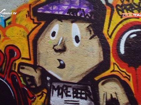 Fotoausstellung - Graffiti around the World - von Dietmar Wanko