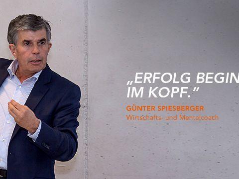 Mentalcoach Günter Spiesberger
