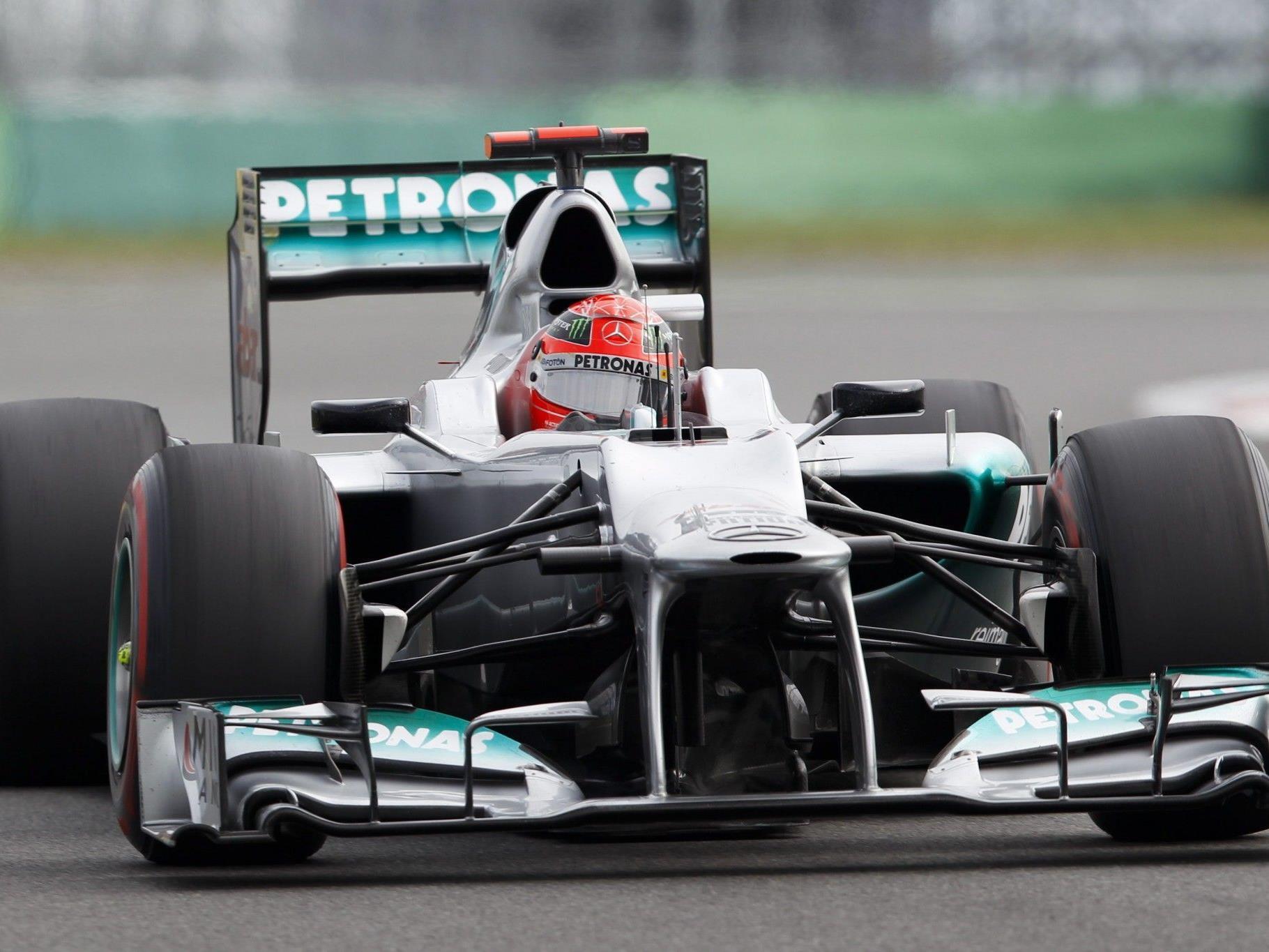 Formel 1: Mercedes-Team muss 10.000 Euro Strafe zahlen.