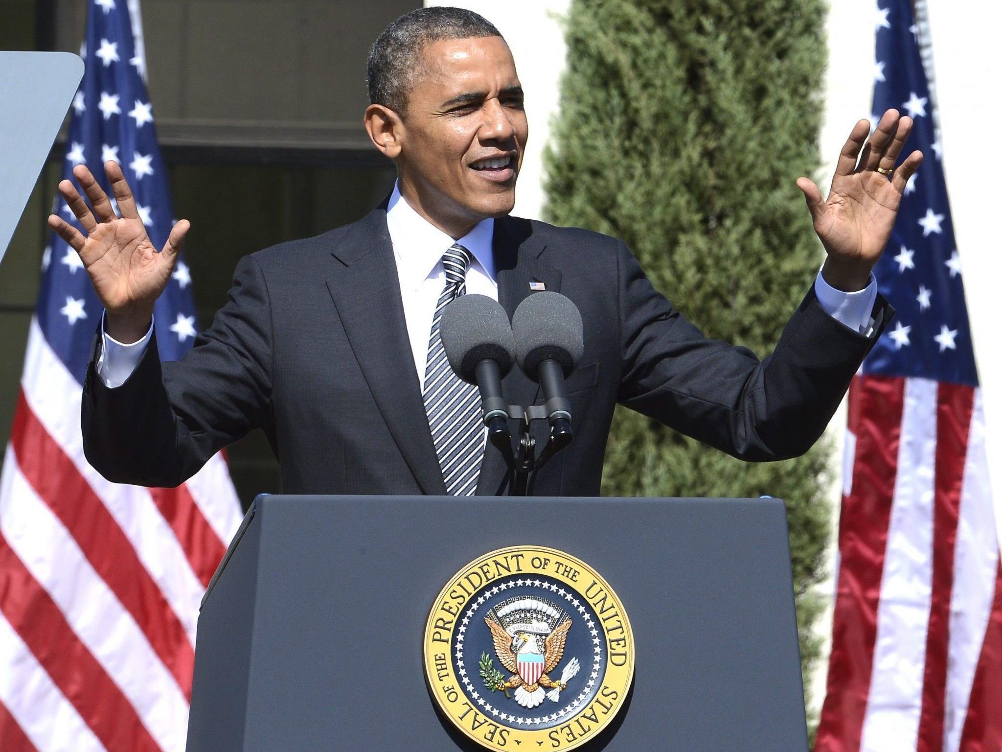 Barack Obama wurde 2008 der erste Präsident der USA mit afroamerikanischen Wurzeln.