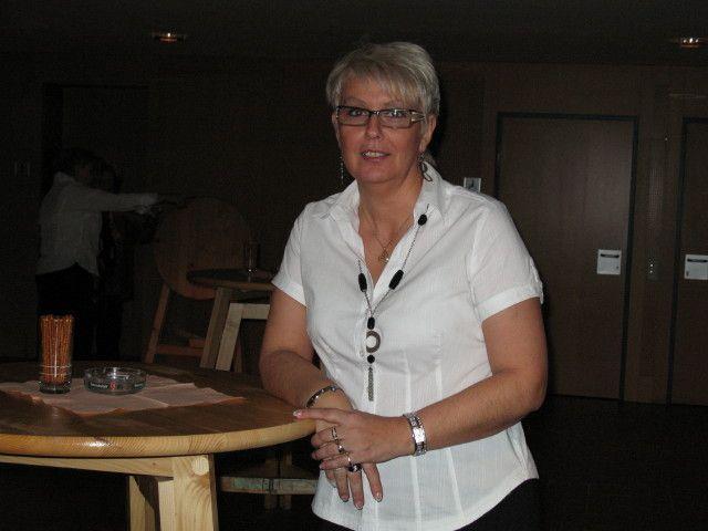 Monika Seeberger organisierte im vergangenen Jahr das Kaffeekränzle.