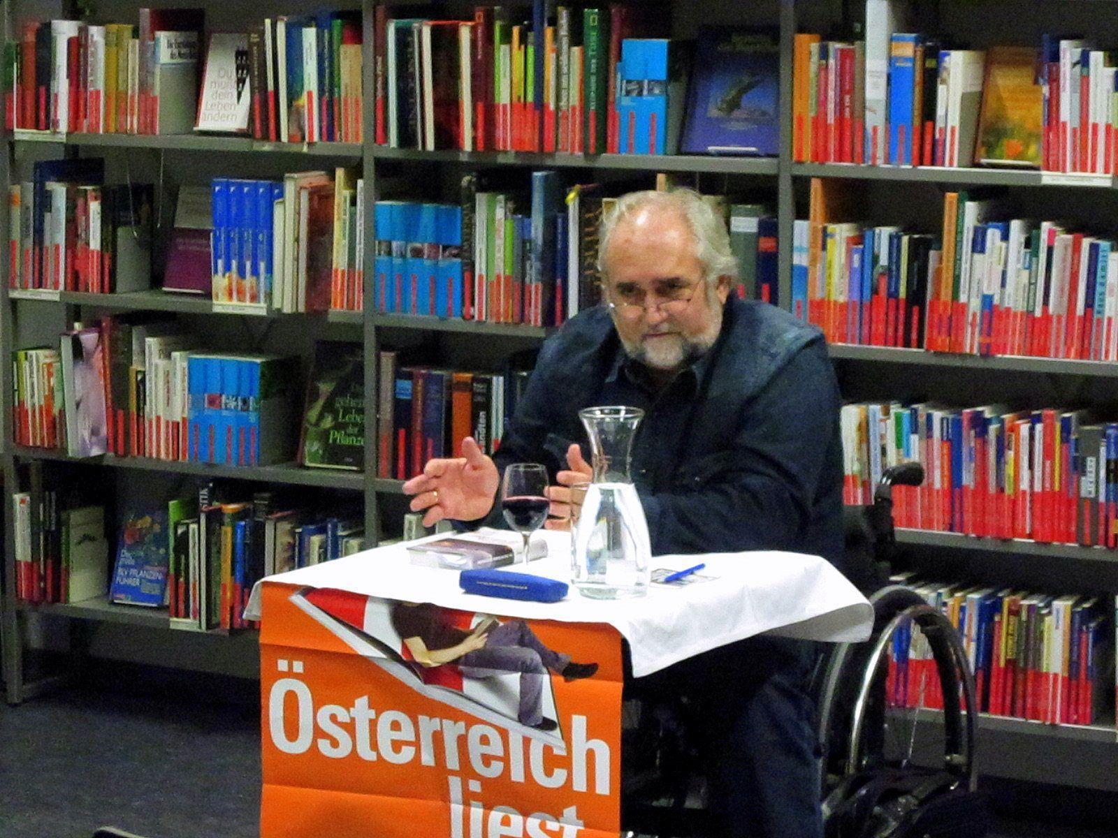 Autor Erwin Riess
