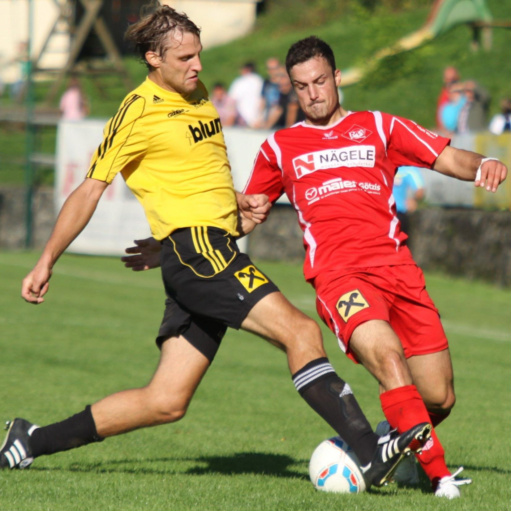 Christian Streitler kann am Sonntag im Heimspiel gegen Bizau nicht spielen.