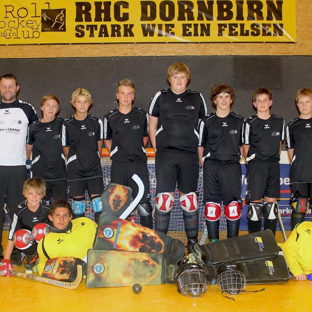Die Unter-15-Mannschaft des RHC Dornbirn nimmt erstmals beim Europacup in Spanien teil.