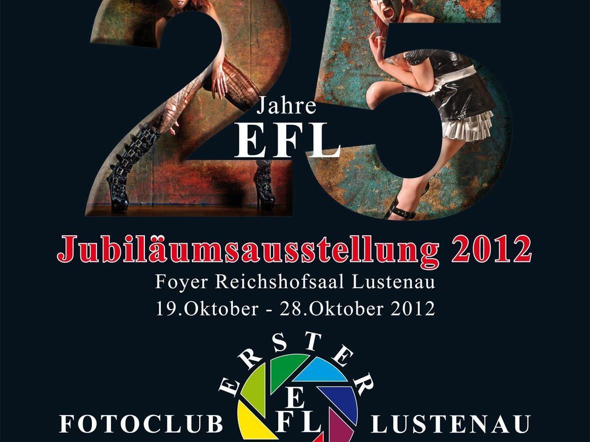 25 Jahre EFL - Jubiläumsausstellung vom 20. bis 28. Oktober