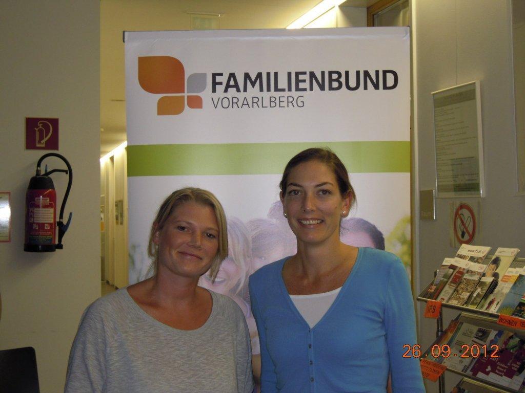 Annika (links) und Veronika Marte