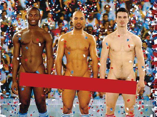 erwachsene mannliche nacktheit