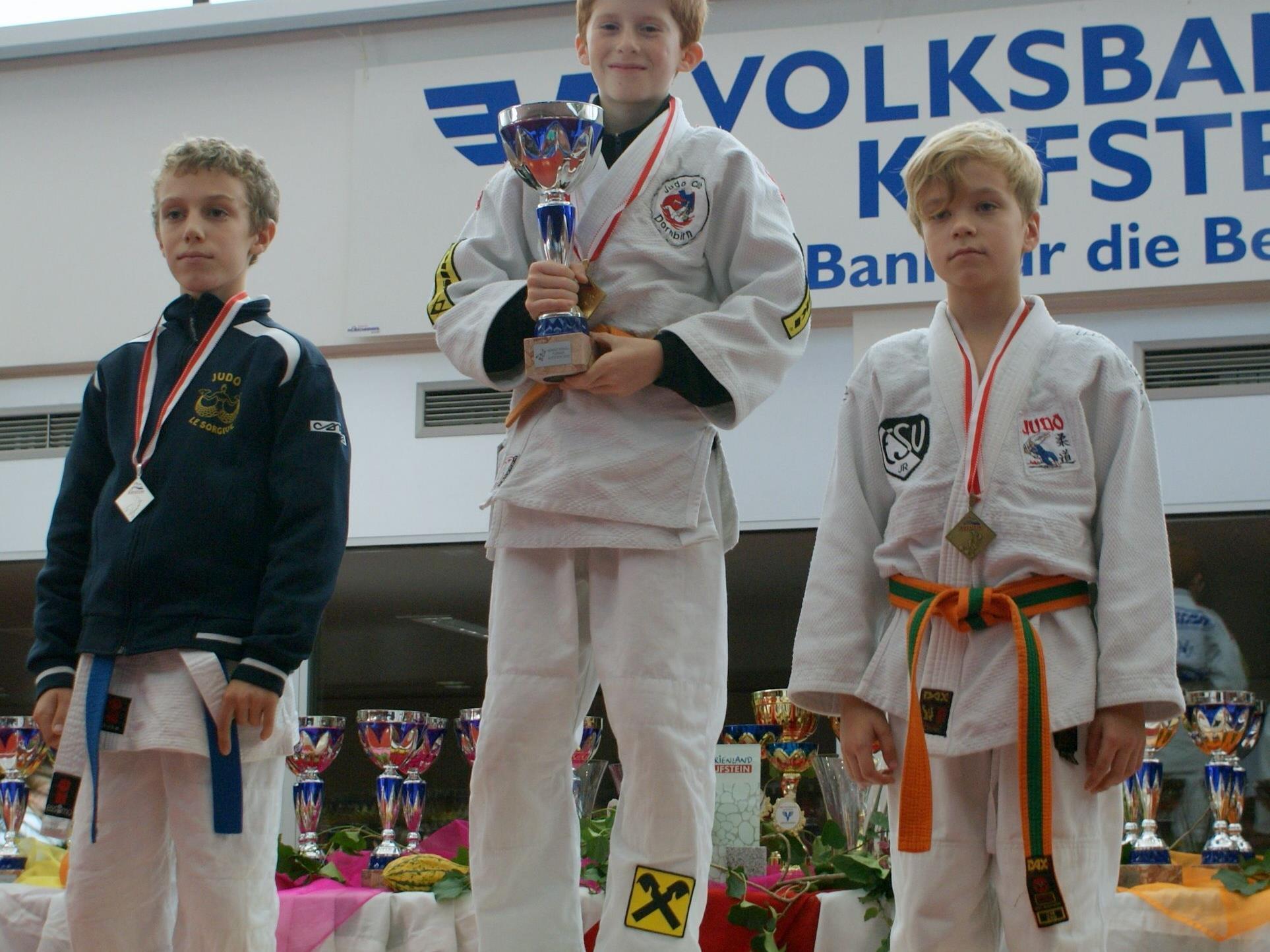 Lukas holte den ersten Platz
