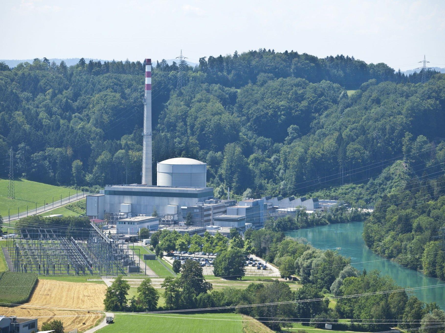 Empfehlungen aus Österreich ergäben laut ENSI keinen Handlungsbedarf.