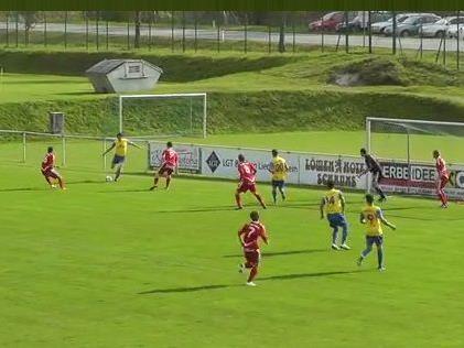 Der FC Schruns gewinnt im Oberlandderby gegen Thüringen mit 3:1