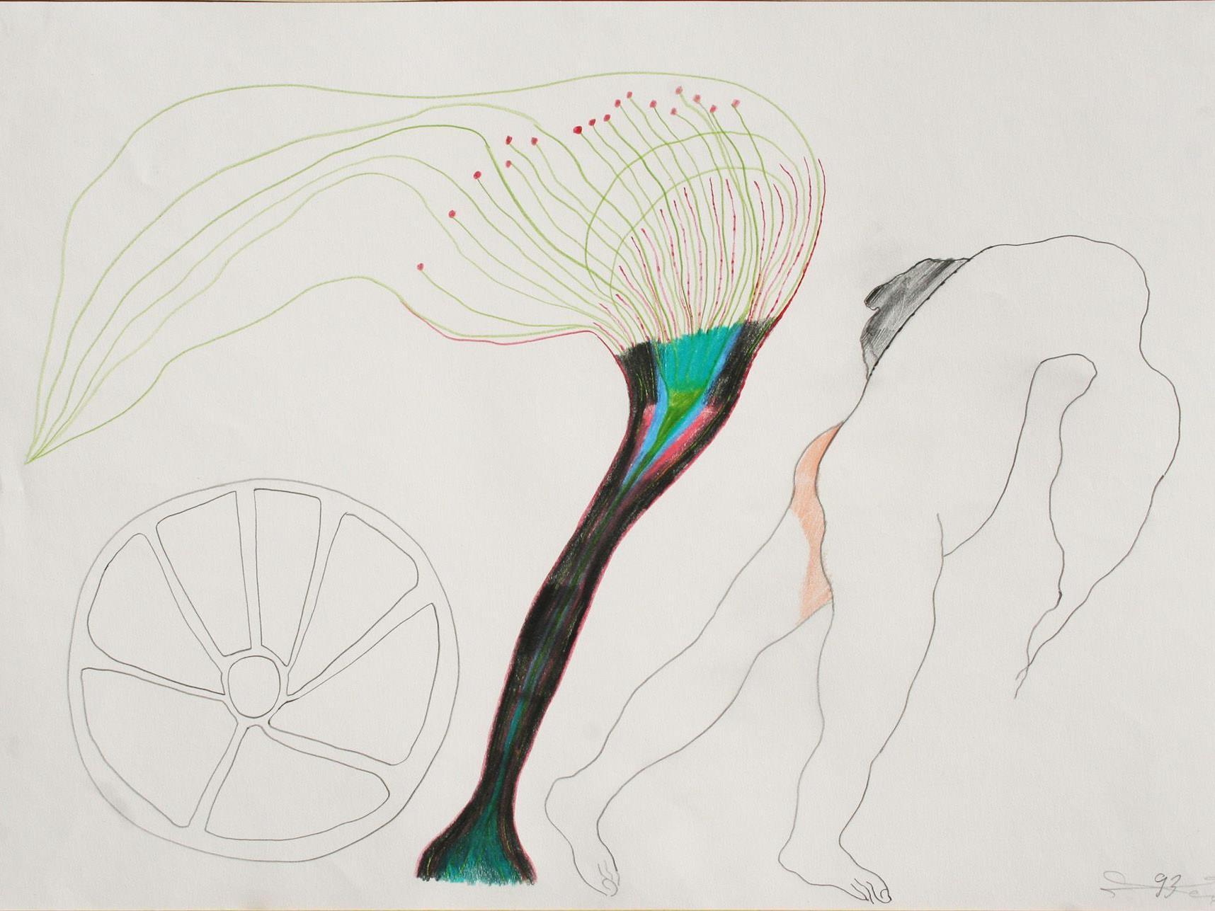 Werke von Oswald Oberhuber sind bis 24. November in der Galerie.Z zu sehen.