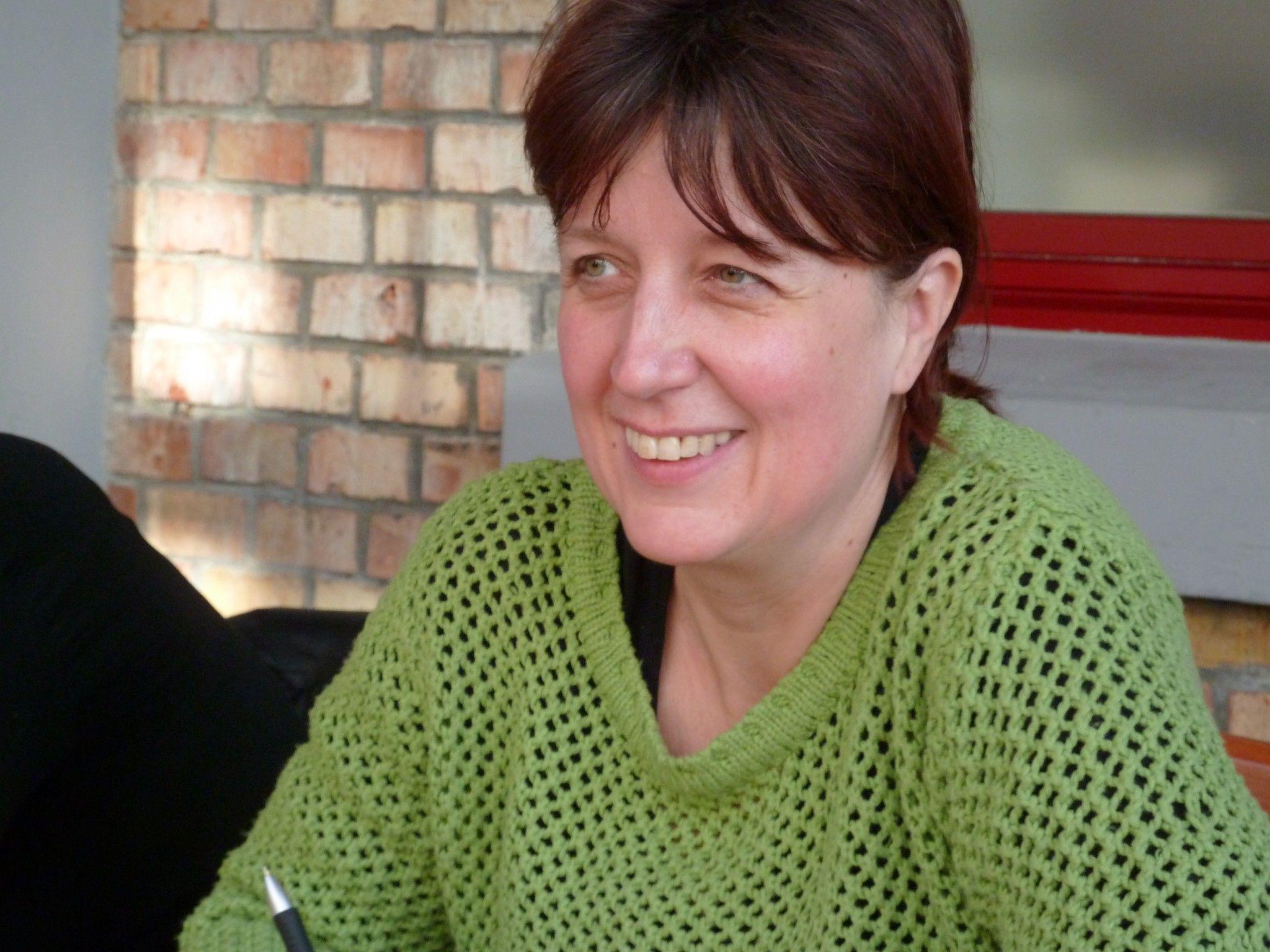 Referentin Viktoria Schachinger