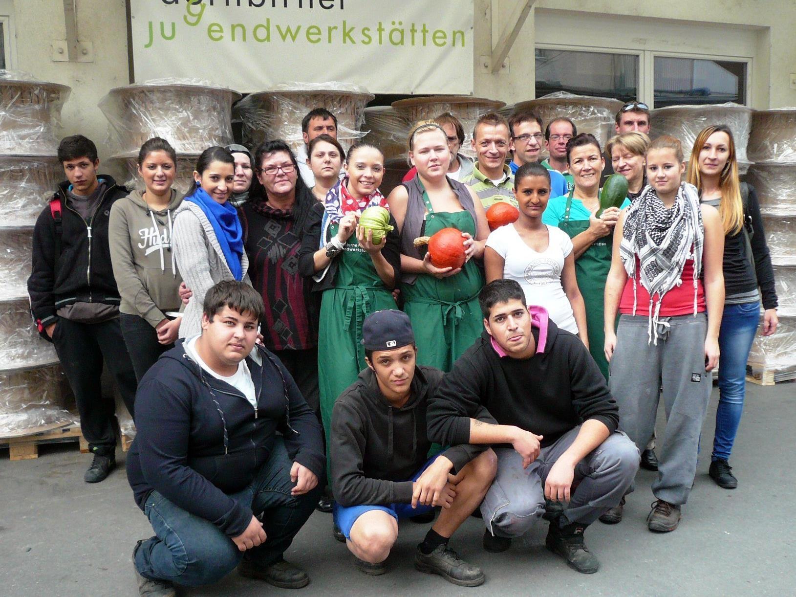 Gesundheitsförderung wird in den Dornbirner Jugendwerkstätten großgeschrieben.