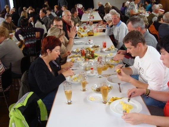 Am 21. Oktober wird im Pfarrheim Nenzing zum Kartoffeltag geladen.