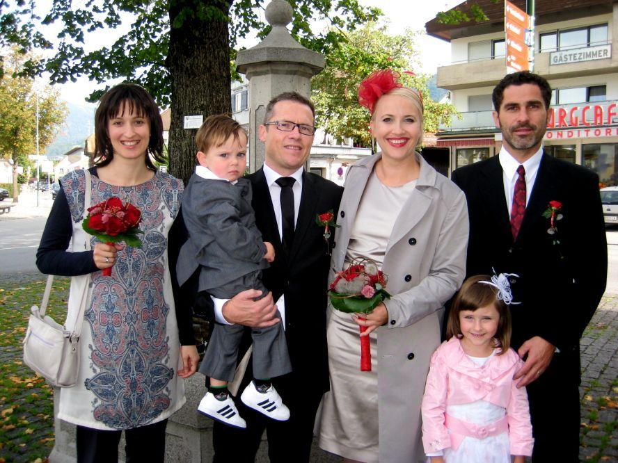 Beate Tassotti und Daniel Herkommer haben geheiratet.