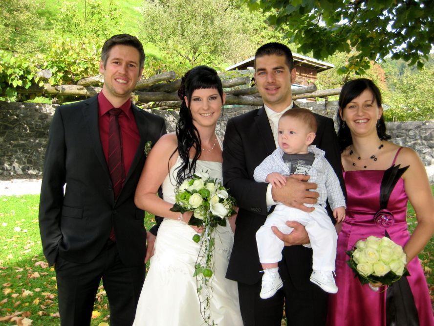 Jasmin Heel und Thomas Lins haben geheiratet.